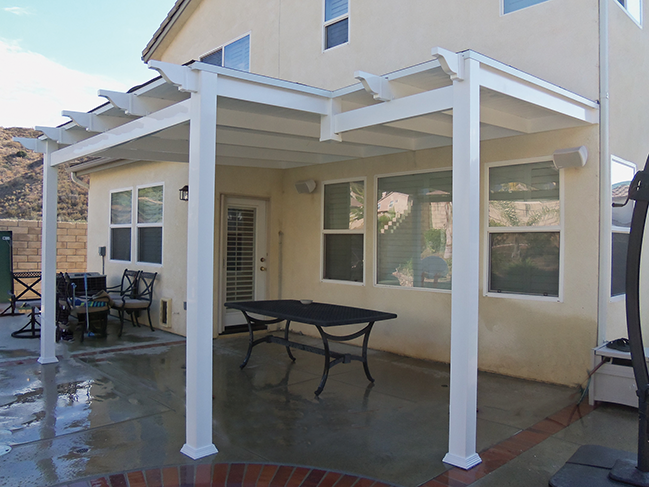 Vinyl Patio Covers, Solid patio covers Los Angeles CA, Buy Gates .