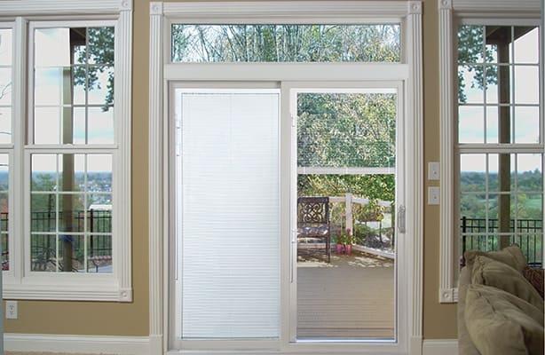 Blinds Between Glass for Patio Doors | Harvey Building Produc