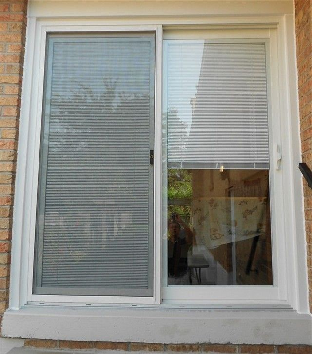 Sliding patio doors with built in blinds and their advantages .