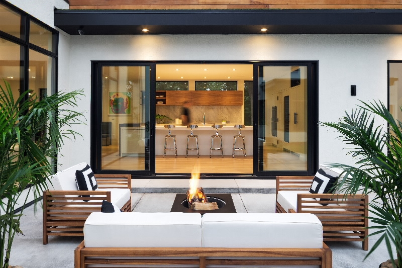 Popular Patio Doors for Your Home's Architectural Style | Pel