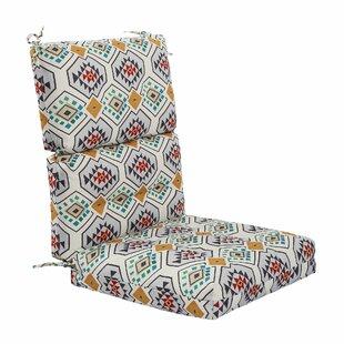 Patio High Back Chair Cushions | Wayfa