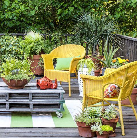 40+ Small Garden Ideas - Small Garden Desig