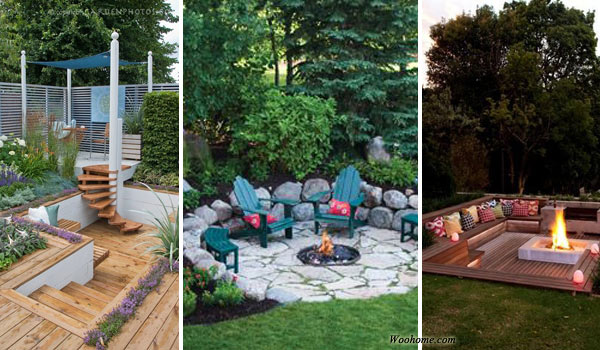 23 Impressive Sunken Design Ideas For Your Garden and Yard .