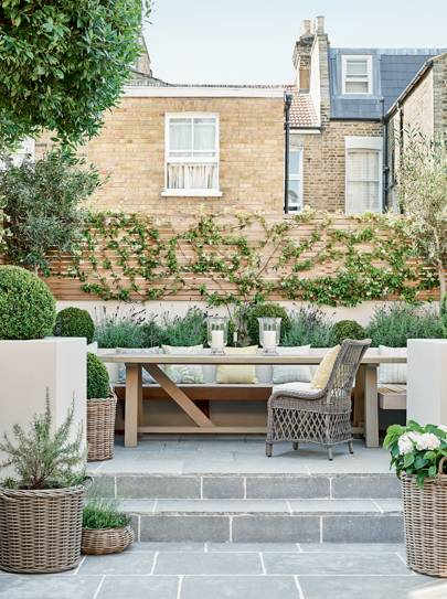 Patio and decking ideas for gardens | House & Gard