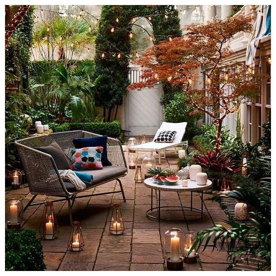 47 Creative DIY Patio Gardens Ideas on a Budget ~ vidur.n
