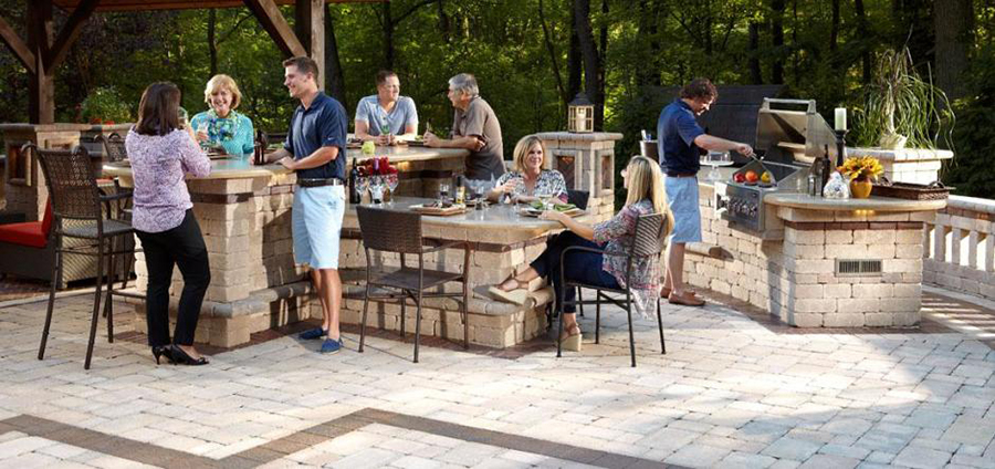Expand Your Outdoor Living Space With A Hardscape Patio - Sequoia .