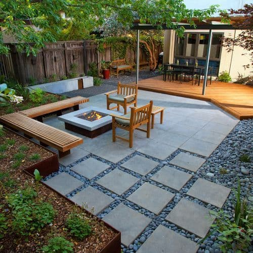 Paver Patio Ide