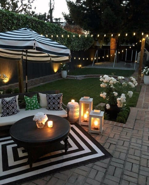 Top 40 Best Patio String Light Ideas - Outdoor Lighting Desig