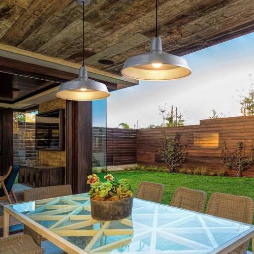 20 Modern Patio Lighting Ideas You Will Adore | YLighting Ide