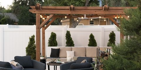 16 Best Pergola Ideas for the Backyard - How to Use a Pergo