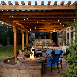 75 Beautiful Patio With A Pergola Pictures & Ideas - September .