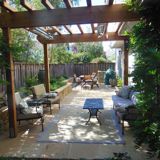 75 Beautiful Small Patio With A Pergola Pictures & Ideas .