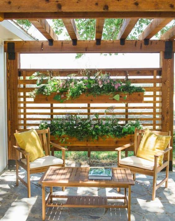 36 Impressive DIY Outdoor Privacy Screens Ideas You'll Lo