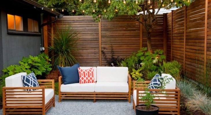 28 Terrific Outdoor Privacy Screen Ideas to Inspire Y