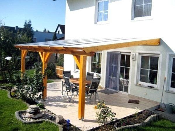 Top 60 Patio Roof Ideas - Covered Shelter Designs | Covered patio .