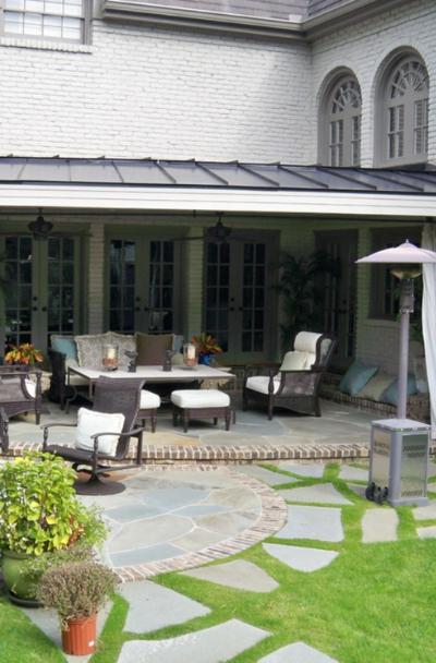 39 Covered Patio Roof Design Ideas | Sebring Design Bui