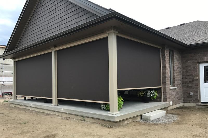 The Benefits of Investing in Retractable Screens for Your Pat