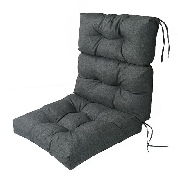 LNC Indoor Seat Cushions Outdoor Lounge Chair Cushions Patio High .
