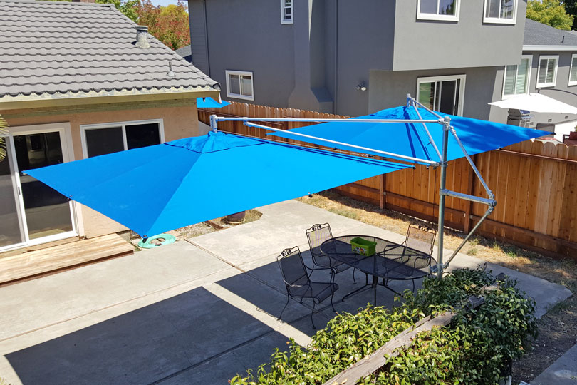 10 Patio & Deck Shade Ideas You Can Build Yourself | Simplified .