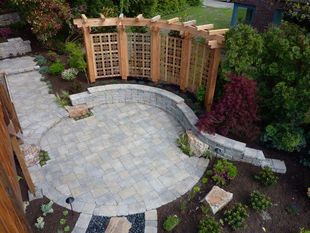 Paver Patio Designs | Create a Beautiful Patio Using Concrete .