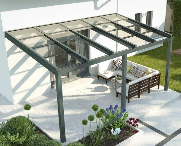 Pergola Aluminium in 2020 | Outdoor pergola, Pergola plans .