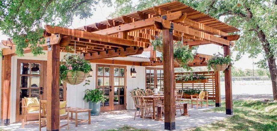 Pergola Designs for a Heavenly Garden | Aménagement extérieur .