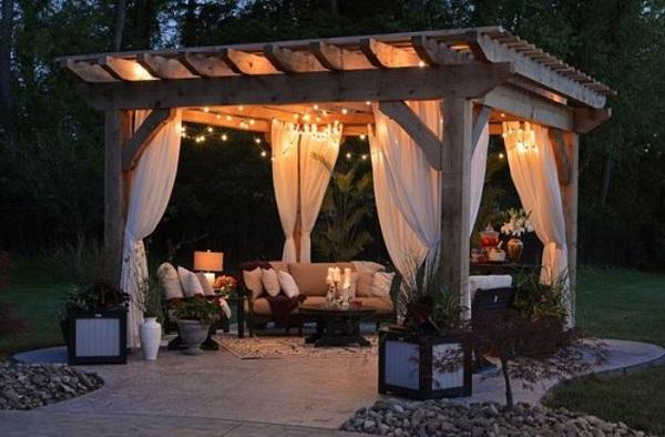 Backyard Pergola Ideas: 20+ Beautiful DIY Designs to Try N