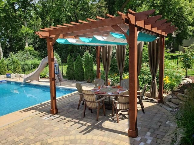 Pergola Canopy Kit | Buy DIY Retractable Pergola Canopy Kits for .
