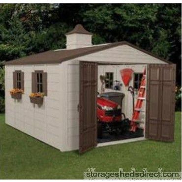 Suncast A01B37C03 Shed - Ships FREE - Storage Sheds Direct. in .