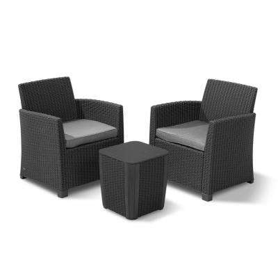 Small - Plastic - Outdoor Lounge Furniture - Patio Furniture - The .