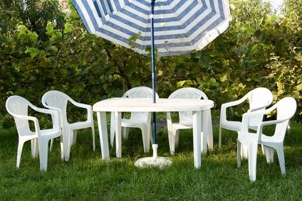 How to Clean Chalky Plastic Lawn Chairs | Hunker | Plastic outdoor .