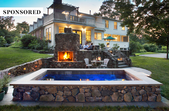 Top 5 Reasons to Build a Plunge Pool in New England - New England .