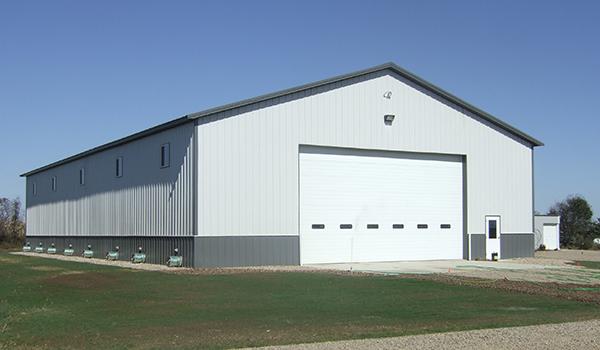 Pole Barns - Metal & Steel Garages - Lester Buildin