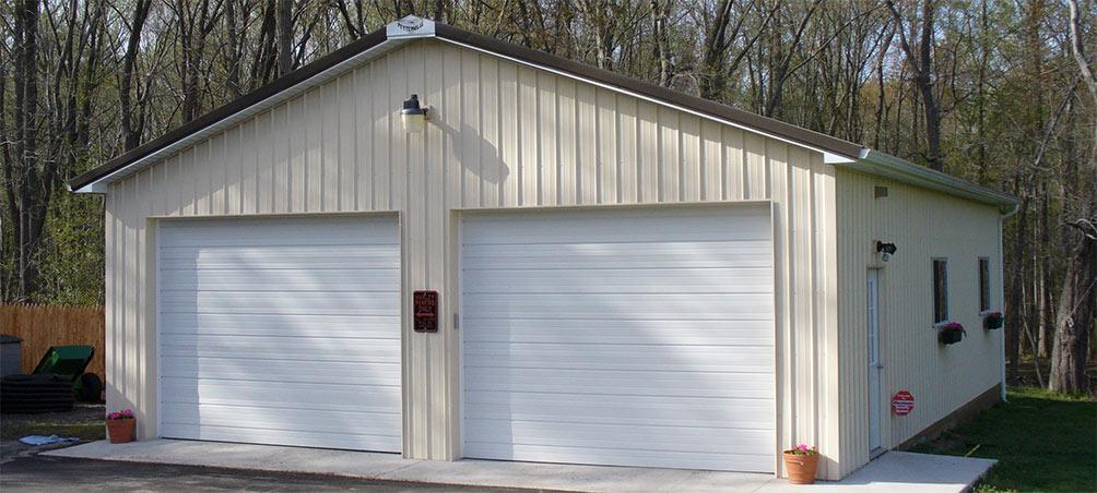 Pole Barn Garages & Sheds | Barn Building Garages in MD, PA, NJ &