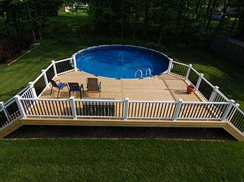Pool Decks Cleveland Oh