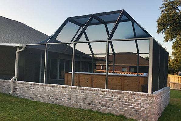 Pool Enclosure | Screen Rooms | Home Improvements in Pace,
