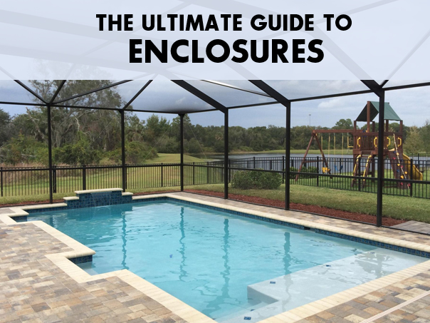 The Ultimate Guide To Pool Enclosures | Olympus Pools