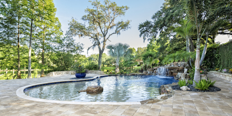 Three Backyard Pool Ideas . . . and a Whole Lot More! | Pool Bl