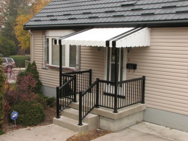 Contempo™ Aluminum Awning | Metal Awning | Window Awning | Made in .