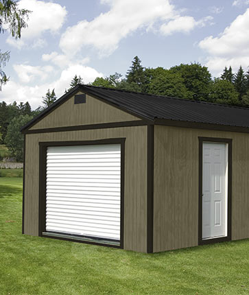 Portable Garages - Yoder's Portable Buildin