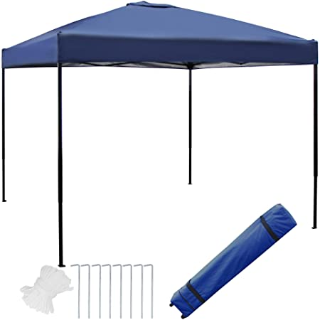 Amazon.com : Blissun 10 x 10 Ft Outdoor Portable Pop-Up Canopy .