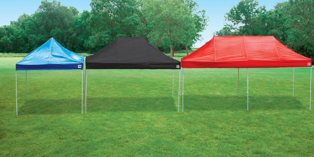 Portable Canopy Shelters - Play with a Purpo