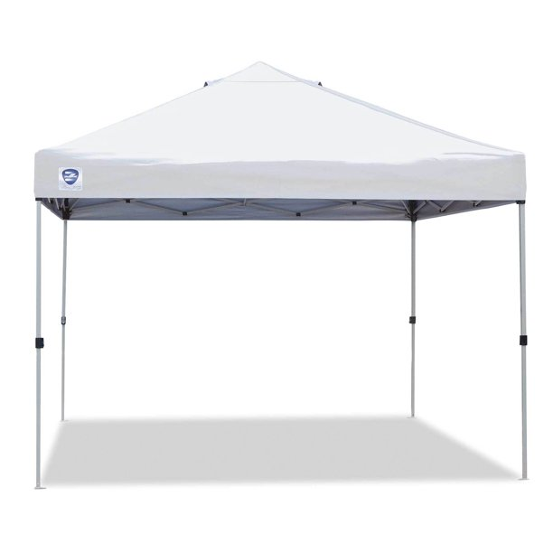 Z-Shade 10' x 10' Straight Leg Portable Instant Shade Tent Outdoor .