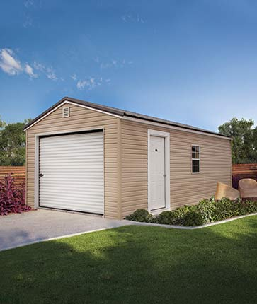 Portable Garages - Marten Portable Buildin
