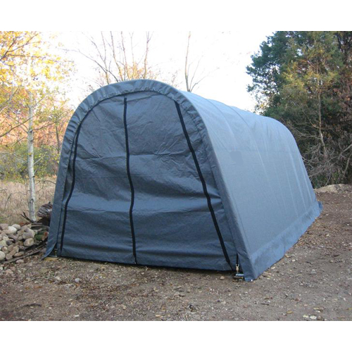 Outdoor Storage Structure - 11' x 16' Portable Gara