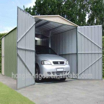 Easy to install portable garages / car garage manufacturer .