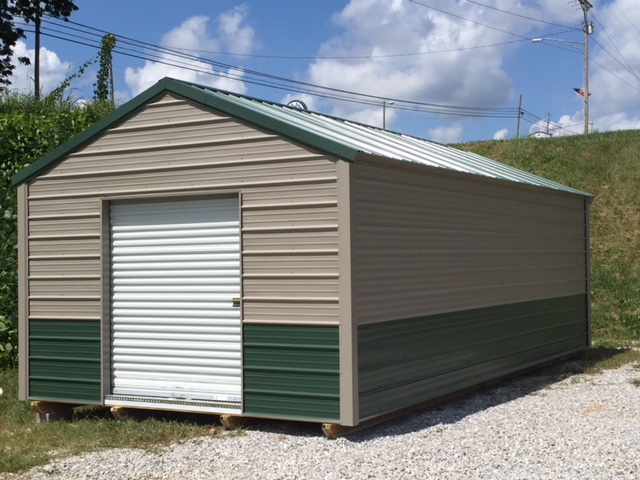 5 Reasons to Buy a Portable Garage from Yoder's Dutch Barns .