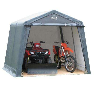 192 in - Portable Garages - Carports & Garages - The Home Dep