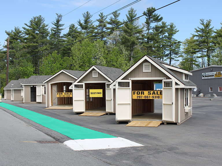 The Amish Shed Company, Sheds & Garages, Portable Sheds, Portable .