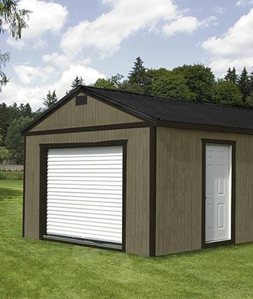 Portable Garages - Yoder's Portable Buildin